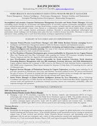 Sample Resumes For Sales Executives 3 Gregory L Pittman Business Intelligence Business Intelligence