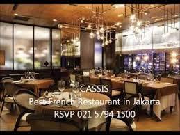 cuisine cassis best restaurant jakarta dining in jakarta at cassis