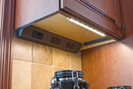 Kitchen Light Under Cabinets by Angle Power Strip U2013 Task Lighting