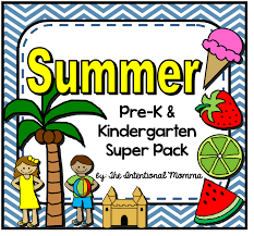 preschool activities for summer days the intentional momma