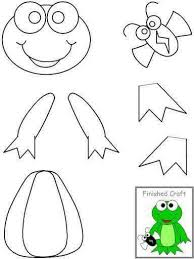 free printable frog templates the 25 best ideas about animal