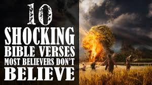 10 shocking bible verses you won u0027t believe youtube
