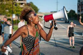 St Louis Galleria Map Protesters Gather In Streets Near St Louis Galleria Instead Of
