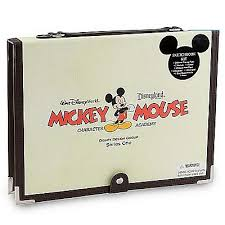 wdw store disney drawing academy kit mickey mouse character
