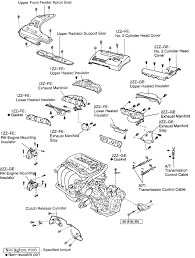 index of pdf t23 toyota celica service manual 00 up engine
