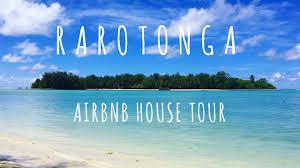 airbnb house tour rarotonga youtube