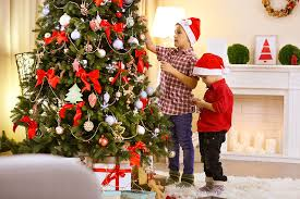 Pics Of Decorated Christmas Trees Decoration Christmas Tree Christmas Centerpiece Ideas