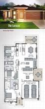 Floor Plan Two Storey by Best 10 Double Storey House Plans Ideas On Pinterest Escape The