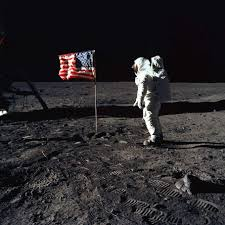 why do people persist in denying the moon landings national air