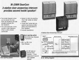 nutone electronics intercoms and speakers