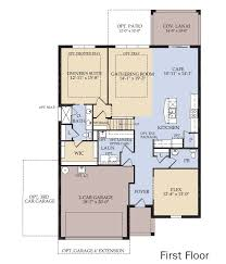 Pulte Home Floor Plans Citrus Grove New Home Plan Apopka Fl Pulte Homes New Home