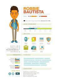 Interactive Resume 67 Best Resumes Images On Pinterest Resume Ideas Design Resume