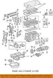 1998 toyota corolla engine diagram toyota oem engine pan 121010h010 ebay