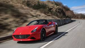 Ferrari California Back - ferrari california t hs review and test drive with price