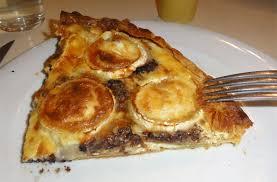 cuisine facile et pas cher recette de quiche facile et pas cher tapenade et fromage de chèvre