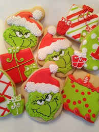 388 best christmas cookies images on pinterest decorated cookies