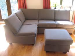 shallow seat depth sofa armless shallow 88 cm depth corner seating with matching footstool