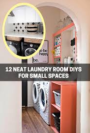 Storage Ideas For Small Laundry Rooms by 291 Best Lovely Laundry Rooms Images On Pinterest Laundry Room