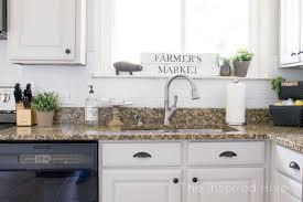 S Kitchen Makeover - modern farmhouse kitchen makeover reveal the inspired hive