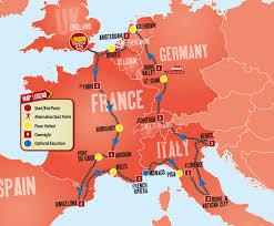 europe explorer 18 days
