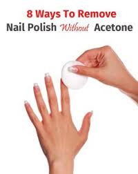 7 best ways to remove nail polish without remover apple cider