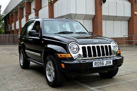 2006 black jeep liberty ebay late 2006 56 jeep 3 7 v6 auto limited edition in