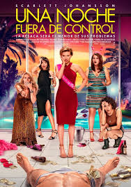 click to view extra large poster image for rough night poster