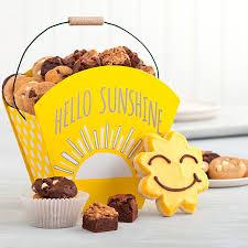 Mrs Fields Gift Baskets Mrs Fields Just Smile