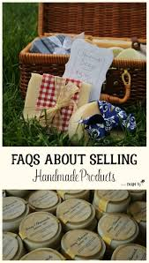 selling handmade products faqs series u2013 the nerdy farm wife