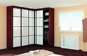 placard mural chambre placard chambre a coucher armoire 4 portes 2 tiroirs indigo
