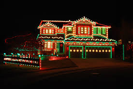 Christmas Lights House by Photo Hazard U0027s Gingerbread House Denver Colorado Neighbors