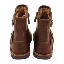 ugg boots australia ugg australia leather boots brown baby boy from designer