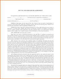 Agreement Letter Template Between Two Parties Best Business Agreement Format Photos Office Worker Resume
