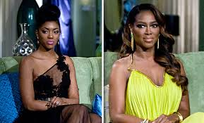 porshe steward on the housewives of atlanta show hairline real housewives of atlanta season 6 reunion vicious brawl erupts