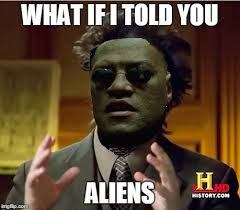 Meme What If I Told You - when morpheus tells you you better listen imgflip