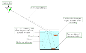 Light Is Not Refracted When It Is Realdepth Gif