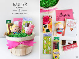 easter baskets for kids easter basket ideas for kids think make