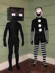 Enderman Halloween Costume Mutant Enderman Costume Minecraft