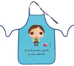 tablier cuisine enfants tablier patissier labeltour lab isatab80 aline k vente
