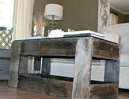 How To Make Reclaimed Wood Coffee Table Wood Coffee Table Reclaimed Wood Coffee Table Diy Wood