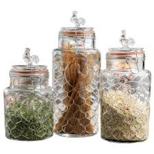 clear glass canisters for kitchen cheap glass storage jars find glass storage jars deals on line at