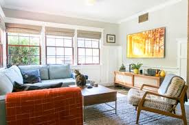 Reagan S Sunbeam Rug House Tour A 1947 California Craftsman Restored Apartment Therapy