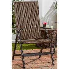 Outdoor Reclining Chairs Greendale Home Fashions Sling Back Outdoor Chairs Set Of 2