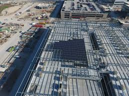 toyota corporate website sunpower solar installation underway at new toyota headquarters