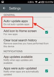 android disable auto update how to disable automatic update of android apps