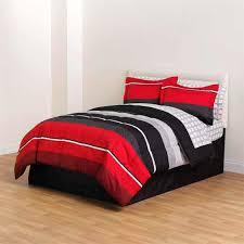 black and white bedroom comforter sets red black white comforter set