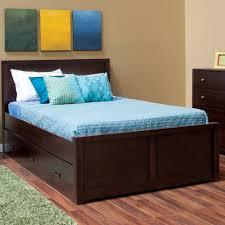bedroom grey upholstered platform bed minimalist bed frame