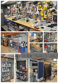 How To Organize Garage - how to organize your garage momof6