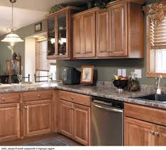 Kitchens With Hickory Cabinets Hickory Kitchen Cabinets Picture 15 Popular Hickory Kitchen