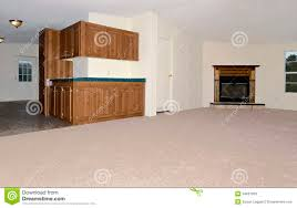 modular home interiors interior of mobile home stock photo image 34637650